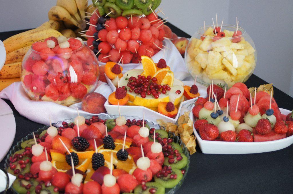 fruit carving, dekoracje owocowe Koło, Turek, Łódź, Poznań, Warszawa
