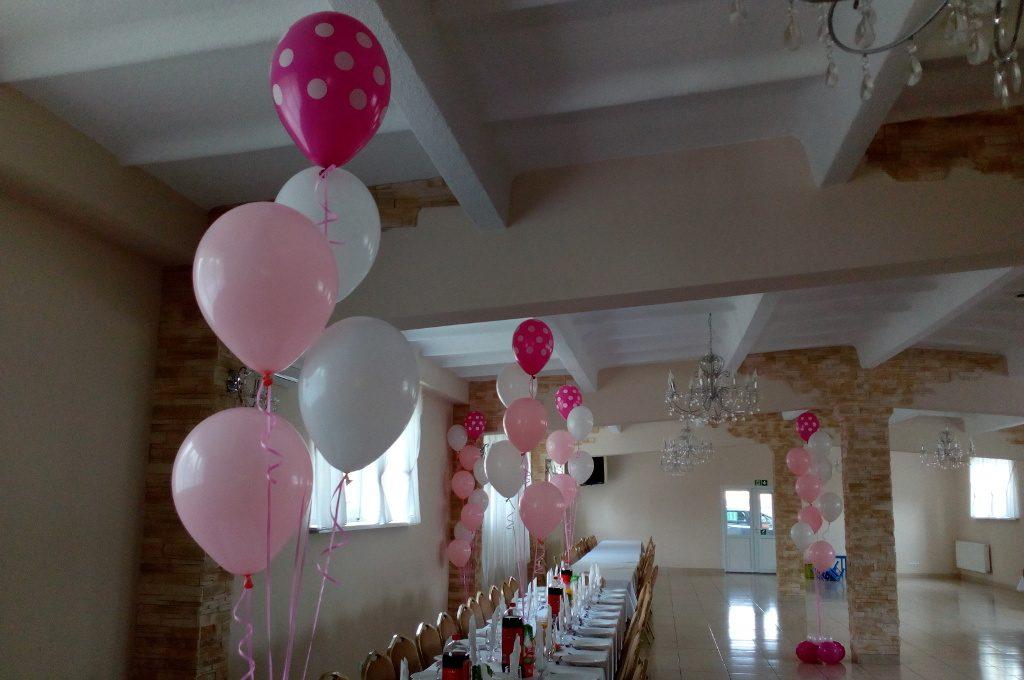 dekoracje balonowe na roczek Kłodawa, Turek, Koło