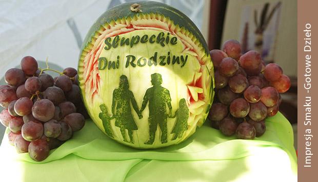 dekoracje owocowe, fruit carving, pokazy carvingu Poznań, Warszawa, Łódź