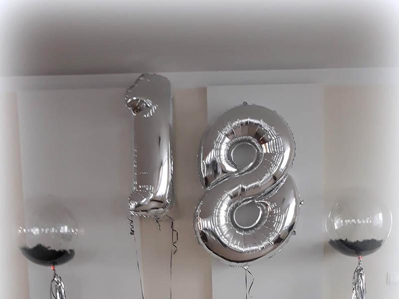 cyfra 18 na imprezy