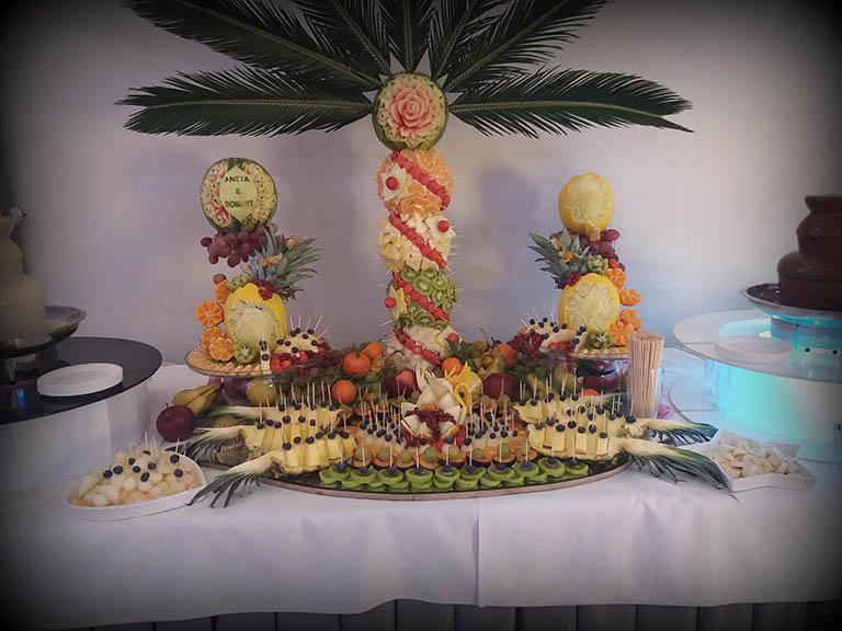 Palmy owocowych