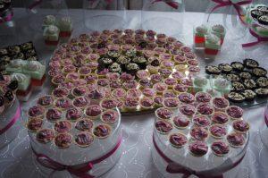 Słodkości na imprezę, candy bar na wesele, Komunię, Chrzciny, candy-bar na 18stkę, deserki na słodki stół Koło, Turek, Konin, Łódź, Września