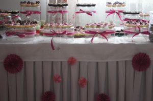 Słodkości na imprezę, candy bar na wesele, candy-bar na 18stkę, Koło, Turek, Konin, Łódź, Września, Poznań