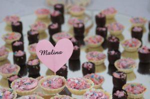 Słodkości na imprezę, candy bar na wesele, candy-bar na 18stkę, deserki na słodki stół Koło, Turek, Konin, Łódź, Września, Poznań