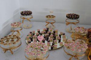Słodkości na imprezę, candy bar na wesele, candy-bar na 18stkę, deserki na słodki stół na 18stke, Komunię, Chrzciny Koło, Turek, Konin, Łódź