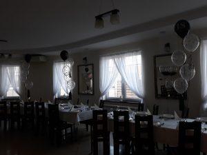 balony krystaliczne, balony na 18stkę, dekoracje balonowe, balony z helem turek, Łódź, koło, konin