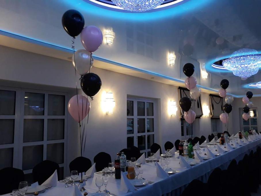 Dekoracje Balonowe Balony Z Helem Impresja Smaku