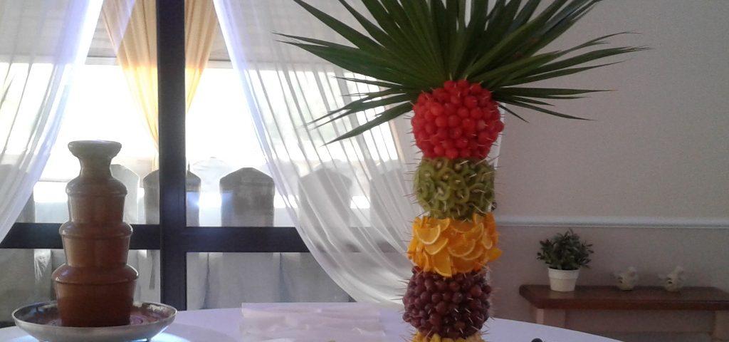 duża palma owocowa, palma z owoców Koło, Turek, Konin, Kalisz, Kłodawa