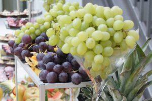 fruit carving, stół owocowy Biały Fortepian Koło, stół z owocoami, dekoracje owocowe Biały Fortepian w Kole, carving Kłodawa