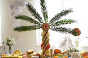palma owocowa średnia, palma z owoców Turek, Koło, Konin, Sompolno