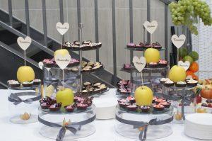słodkości na imprezę, bankiet, 18stkę, Komunię , candy-bar, deserki na słodki stół Koło, Turek, Konin, Łódź