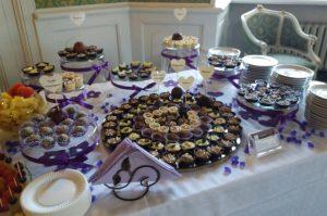 słodkości na imprezę, bankiet, konferencję, candy-bar, deserki na słodki stół Koło, Turek, Konin, Łódź