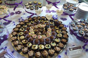 słodkości na imprezę, bankiet, konferencję, candy-bar, deserki na słodki stół, słodki stół na 18stkę, Komunię, Chrzciny Koło, Turek, Konin, Łódź