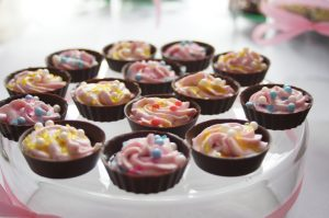 słodkości na wesele, candy-bar na 18stke, deserki na słodki stół Koło, Turek, Konin, Łódź, Września, Łódź, Warszawa