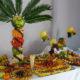 stół z owocami, fruit bar, fontanna czekoladowa, dekoracje owocowe, fruit carving Kleczew, Konin, Turek, Koło