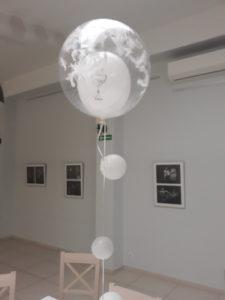 balony z helem, dekoracje balonowe, balony krystaliczne Koło, Konin, Turek, Kalisz