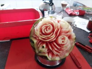 warsztaty fruit carving, warsztaty, warsztaty dekoracje owocowe, rękodzieło,