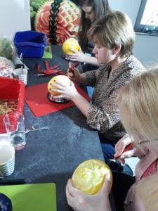 warsztaty, warsztaty dekoracje owocowe, rękodzieło, warsztaty fruit carving