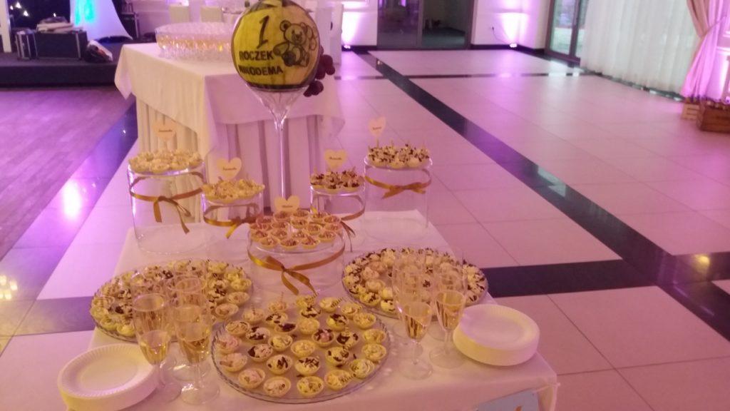 candy bar, słodki stół, fruit carving, słodkości na Roczek, Turek, Koł, Konin, Łodź