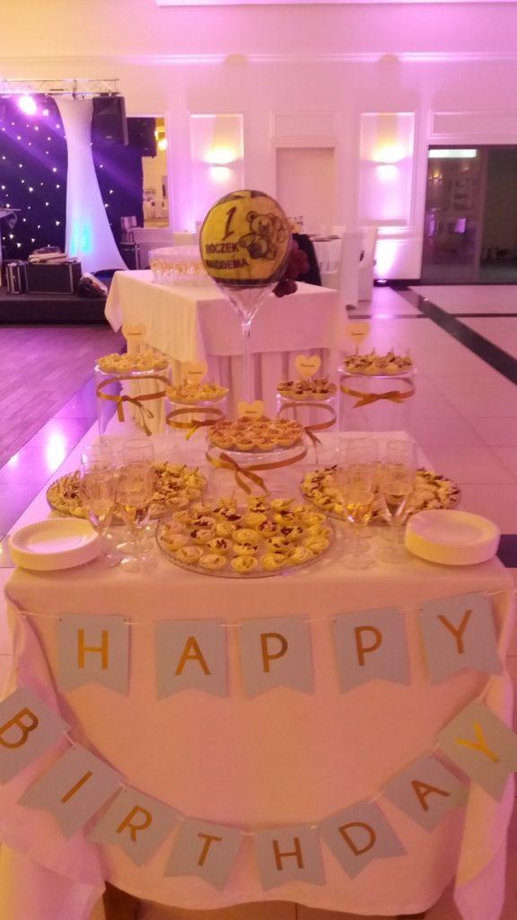 słodkości na Roczek, candy bar, słodki stół, fruit carving, Turek, Koł, Konin, Łodź