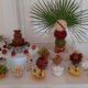 fontanna czekoladowa, palma owocowa Biały Pałac Konstantynów Łódzki