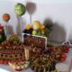 stół owocowy, fruit carving, dekoracje owocowe, fruit bar Zajazd Wielkopolski