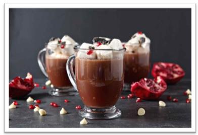 czekolada na gorąco, przepis