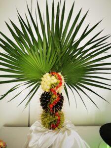 palma owocowa, dekoracje owocowe, fontanna czekoladowa, owoce na 18stkę, owoce i czekolada na 18, atrakcje na 18 Turek