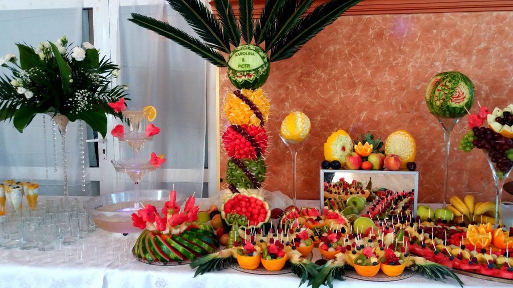 palma owocowa Kleczew