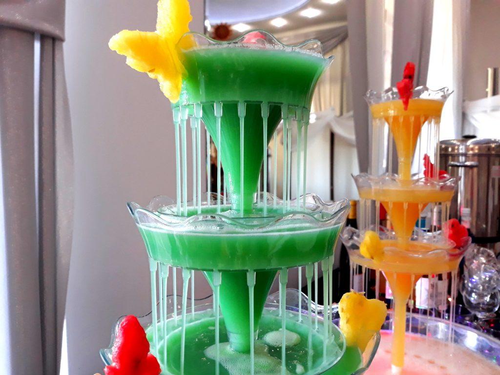fontanna do drinków, fontanna do soków, fontanna alkoholowa, fontanna do alkoholu