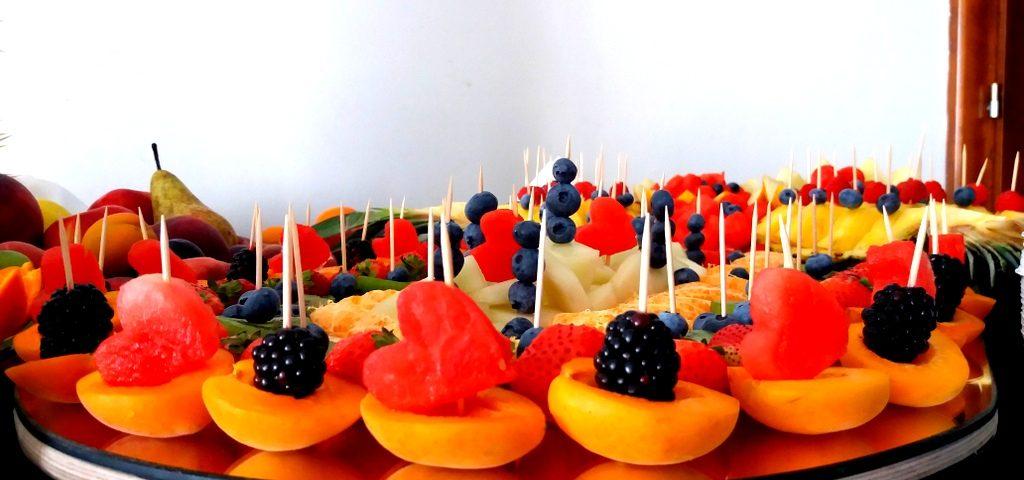 stół owocowy Turek, fruit carving, dekoracje owocowe, fruits bar, palma owocowa Łódź, Koło, Poznań, Konin, Słupca-001